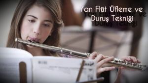 Yan flüt üfleme tekniği